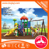 Children Outdoor Plastic Playground Set Kid Plastic Playground