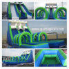 Giant Adult Water Pool Inflatable Double Lane Slip Slide (MIC-862)