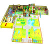 Environmental Protection Colorful Kids Indoor Playground