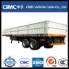 Cimc Bulk Cargo Trailer with 1.2m High Wall