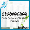 Business Hours Sign Store Window Vinyl Decal Sticker
