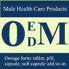 OEM/ODM All Kinds of Dosage Form Male Health Care Products