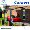 Popular Prefab Polycarbonate Roof and Aluminum Carport