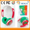 New Headphones Colorful Headphone Handset Headphone with Microphone