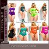 Plus Size Lady Printed Swimsuit Bikini Swimwear Swimming Suit (TYQ067-2)