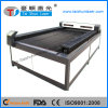 Two Head Fabric Sofa Cover CO2 Laser Cutting Machine