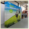 Straight PVC Pop up Stand for Trade Show Advertising