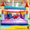 Commercial Inflatable Clown Bounce Castle with Certification for Sale (AQ532)