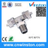 Swivel Male Run Tee Pneumatic Fitting with CE