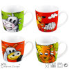 Animal Design New Bone China Mug