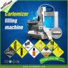 Ocitytime Cbd Oil Bottle Disposeable Cartridge Semi Auto Filling Machine