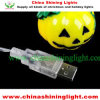 Pumpkin Halloween Decoration USB Lights