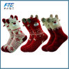 Winter Warm Christmas Gifts Cotton Santa Claus Socks
