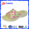 Light Comfortable EVA Bath Slipper with Printed for Lady (TNK20067)
