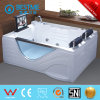 Double 2 Person with Waterfalls Massage Bathtub (BT-326)