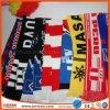 Knitted Acrylic Jacquard Soccer Fan Football Fan Scarf