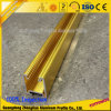 China Supplier Anodizing Aluminium Extrusion Track for Corded Curtain Rods
