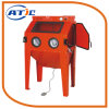 Instural Metal Cleaning Machine Electric Sandblaster with Light