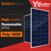 Moregosolar Photovoltaic 12V 100 Watt Poly Solar Panel for Sale