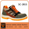 Saicou Hiking Safety Shoes Comfortable Working Boots Security Guard Shoes Sc-2815