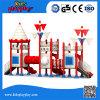 Kindergarten Outdoor Playground Amusementpirate Ship Themed Children Park