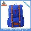 Custom Wholesale China Manufacture Leisure Travel Outdoor Canvas Backpack Bag