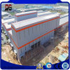 Low Cost Easy Installation Large Span Prefab Steel Buildings