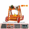 Qmy4-45 Concrete Block Making Machine Flexible Block Machine