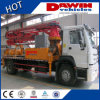 Truck-Mounted Concrete Pump with Boom for Sale Jh5190thb-32