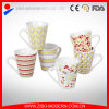 Cheap Wholesale Cute Ceramic Coffee Mug with Custom Printing Logo