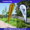 2016 Advertising Flying Beach Flag Banner, Teardrop Flag, Display Banner