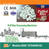Industrial Puff Rice Machinery