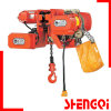 0.5ton Low Clearance Electric Chain Hoists, Lifting Hoist