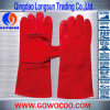 Leather Safety Working for Welding Work Gloves
