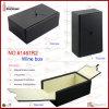 Black Gift Box for Wine Bottle (1467R2)