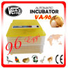Good Price Setting 96 Chicken Eggs Used Poultry Incubator for Sale Va-96