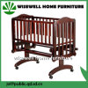 Pine Wood Swing Baby Bed