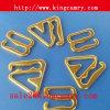Bow Tie Buckle Bra Strap Buckle Metal Elastic Adjustable Buckle