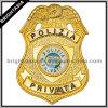 Custom Metal Security Badge for Military Department (BYH-10033)