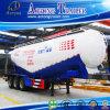 3 Axle 40cbm Cement Bulker Tank Semi Truck Trailer