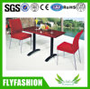 Wooden Dining Table and Chair (DT-17)