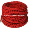 Red Twisted Cloth Wire (BYW-8001)