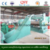 Rubber Mixing Mill Machine with Stock Blender