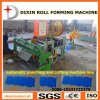 Dx Punch&Cut Machine for Ridge Tile Metal Sheet