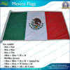 120GSM Knitted Polyester Mexico Flag Size 180X90cm (NF05F06010)