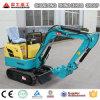 Small Excavator for Mini Excavator, Rubber Track Crawler Excavator 0.8t 1.5t 1.8t Hot Popular in Europe