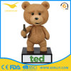 High Quality Resin Bobblehead Figurine Gift for Home Decoration