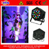 18W RGB Indoor Disco Twinkling Laser and LED PAR Effect Light