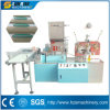 Single Drinking Straw Wrapping Equipment with Film and Paper