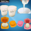 Platinum Silicone for Miniature Food Molds